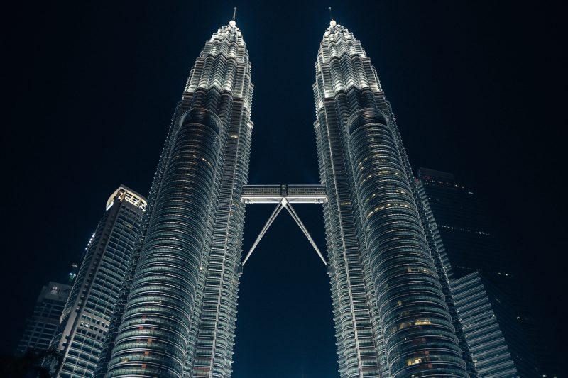 Kuala Lumpur - Malaisie - progrès et évolution