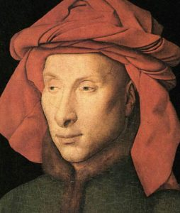 Qui est ce bonhomme ? Arnolfni ou Van Eyck