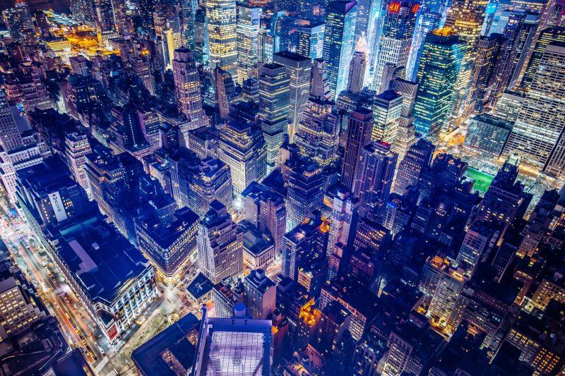 New-York : civilisation contemporaine