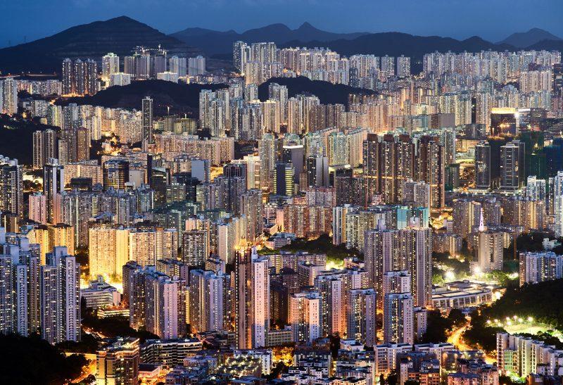 Hong-Kong - réseaux neuronaux