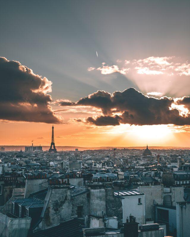 Paris - vie réelle