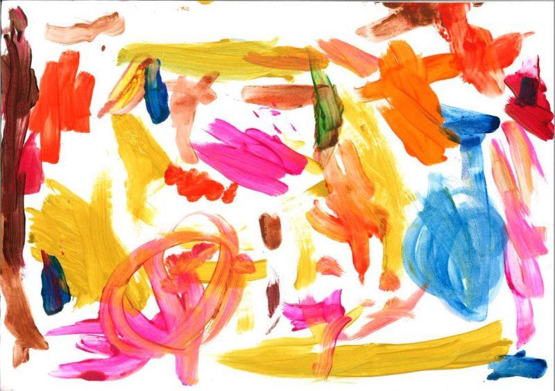 Peinture - sens de la vie par facteurs d'accès - M mai 2018