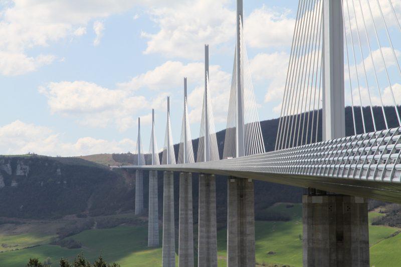 Viaduc de Millau - France - Monsieur Pontfrais